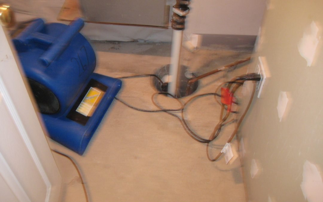 Preventing Water Damage to your Walls After a Flood