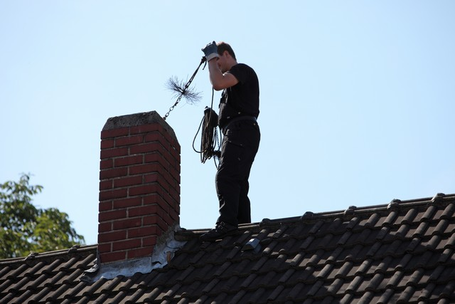Maintain Your Fireplace and Chimney