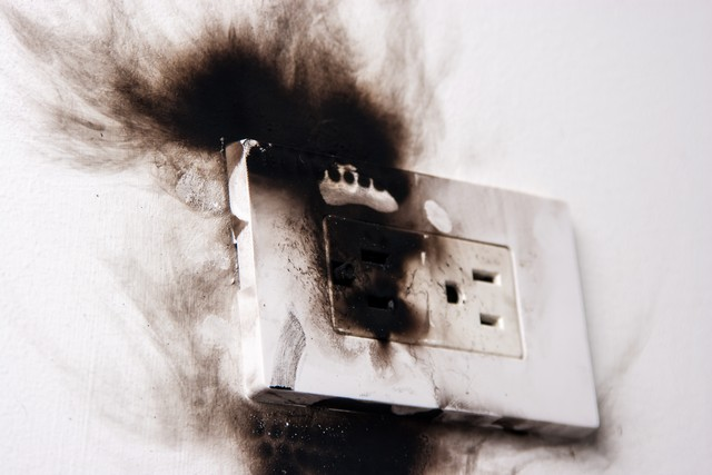 10 Tips To Prevent Electrical Fires!